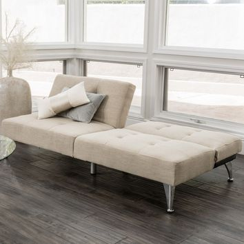 Christopher Knight Home Alston Click-Clack Oversized Convertible 2-piece Sofa | Overstock.com Shopping - The Best Deals on Sofas & Loveseats
