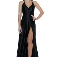Olivia evening gown - black | ANTIDOTE