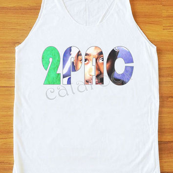 Best Women's Tupac Shirts Products on Wanelo