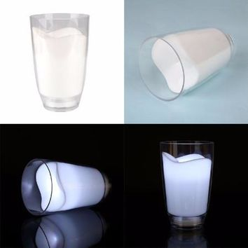 Glass Of Milk Lamp