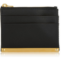 Sophie Hulme - Textured-leather cardholder