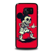 MICKEY MOUSE ZOMBIE Disney Samsung Galaxy S7 Edge Case Cover