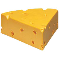 Green Bay Packers Foam Cheesehead