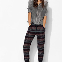 BDG Fair Isle Sweater Pant - Urban Outfitters