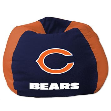 Chicago Bears NFL Team Bean Bag (96 Round)