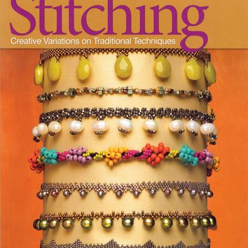 Kalmbach Publishing Books-Seed Bead Stitching