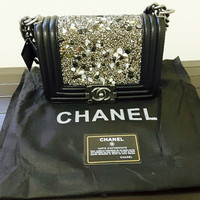 Chanel Crystal Limited Edition