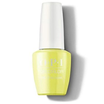 OPI GelColor - PUMP Up the Volume 0.5 oz - #GCN70