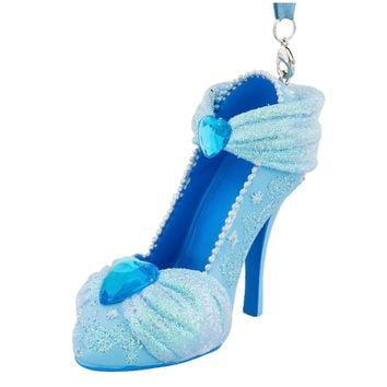 disney princess cinderella shoe ornament new with tag