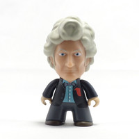 Doctor Who - Titans - Regeneration Collection - 3rd Doctor