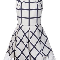 Sally Lapointe Double Face Georgette Dress - Odd. - Farfetch.com