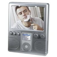 iPod / MP3 Shower Radio