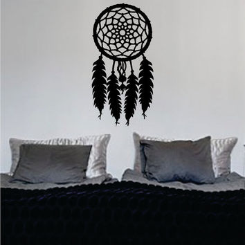 Dreamcatcher Decal Sticker Wall Vinyl Native American