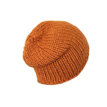 Basic Beanie Hat knitting pattern for beginners