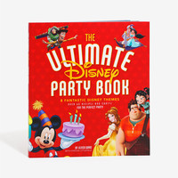 Disney Ultimate Party Book