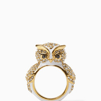 star bright owl ring