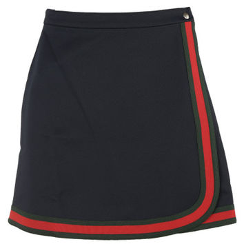 Gucci Gucci Felted Wrap Skirt - Gentle