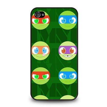 TEENAGE MUTANT NINJA TURTLES BABIES TMNT iPhone 4 / 4S Case Cover
