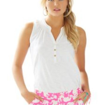 Sleeveless Essie Top - Lilly Pulitzer
