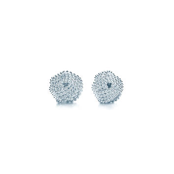 Tiffany & Co. - Tiffany Twist:Knot Earrings