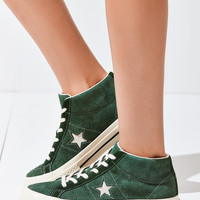 Converse Cons One Star Pro Suede Mid Top Sneaker | Urban Outfitters