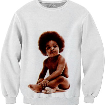 The Notorious B.I.G Ready To Die Crew Neck