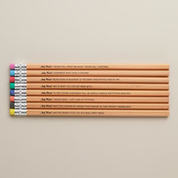 Andy Warhol Philosophy Pencils, Set of 8 - World Market