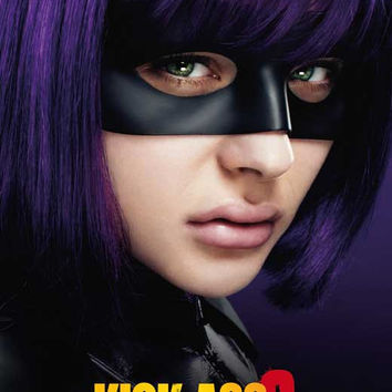 Kick-Ass 2 27x40 Movie Poster (2013)