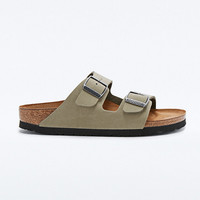Birkenstock Arizona Sandals in Khaki - Urban Outfitters