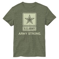 Men's U.S. Army T-Shirt Grey