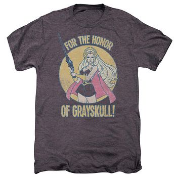 Premium She Ra Honor of Grayskull Adult T-Shirt