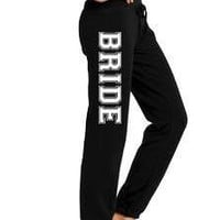 Bridal Party Fleece Pant