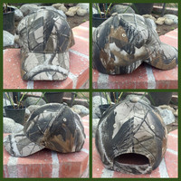 Hunting Camo Ball Cap