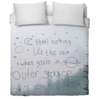 Outer Space Lyrics