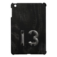 Lucky 13 iPad Mini Case from Zazzle.com
