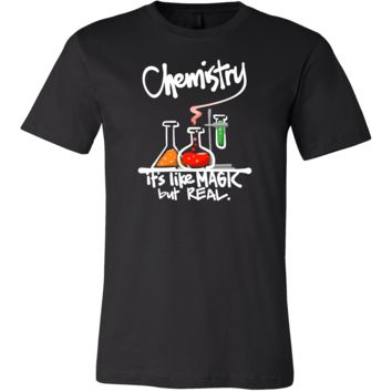 Funny Chemistry it's Like Magic But Real Geeky T-Shirt