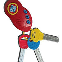 My Car Remote Key Set Baby Toy-Colors May Vary