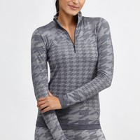Ws Ls Longsleeve in Dark Grey by Stella McCartney | Tops | BANDIER