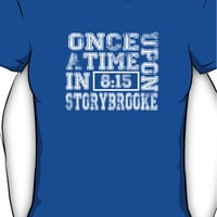 Once Upon a Time in Storybrooke Women's T-Shirt