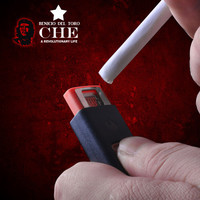 USB No Fire Cigarette Lighter-Guevara Commemorative Edition