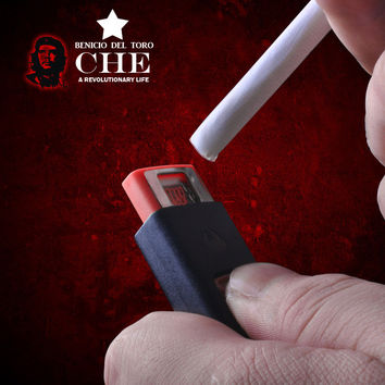 USB No Fire Cigarette Lighter-Guevara Commemorative Editions from The Geek Heaven