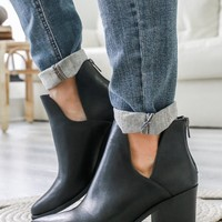 Rubi Booties - Black