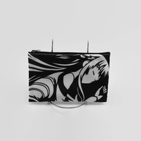 Asuna Yuuki Cosmetic Bag Asuna Sword Art Online  makeup tablet accessories 3ds XL case