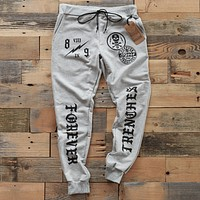 Brain Gang 4 Eva Yard Sweat Pants Grey
