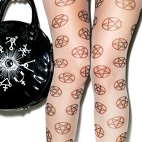 Dream Bags The Craft Tights Nude One