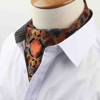 Men's Gentleman Collection Ascot/Cravat Tie