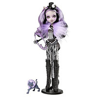 Monster High Freak Du Chic Clawdeen Wolf Doll