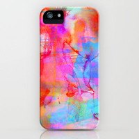 Dreaming iPhone Case by Amy Sia | Society6