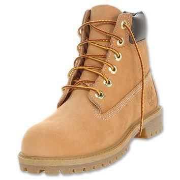 Kid's Grade School Timberland 6 Inch Classic Boot