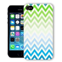 ChiChiC Iphone Case, i phone 5 5s case, Iphone5 Iphone5s covers, plastic cases back cover skin protector,turquoise anchor sea